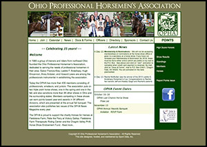 OPHA.org Website