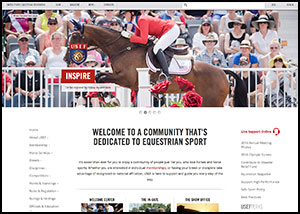 USEF.org Website